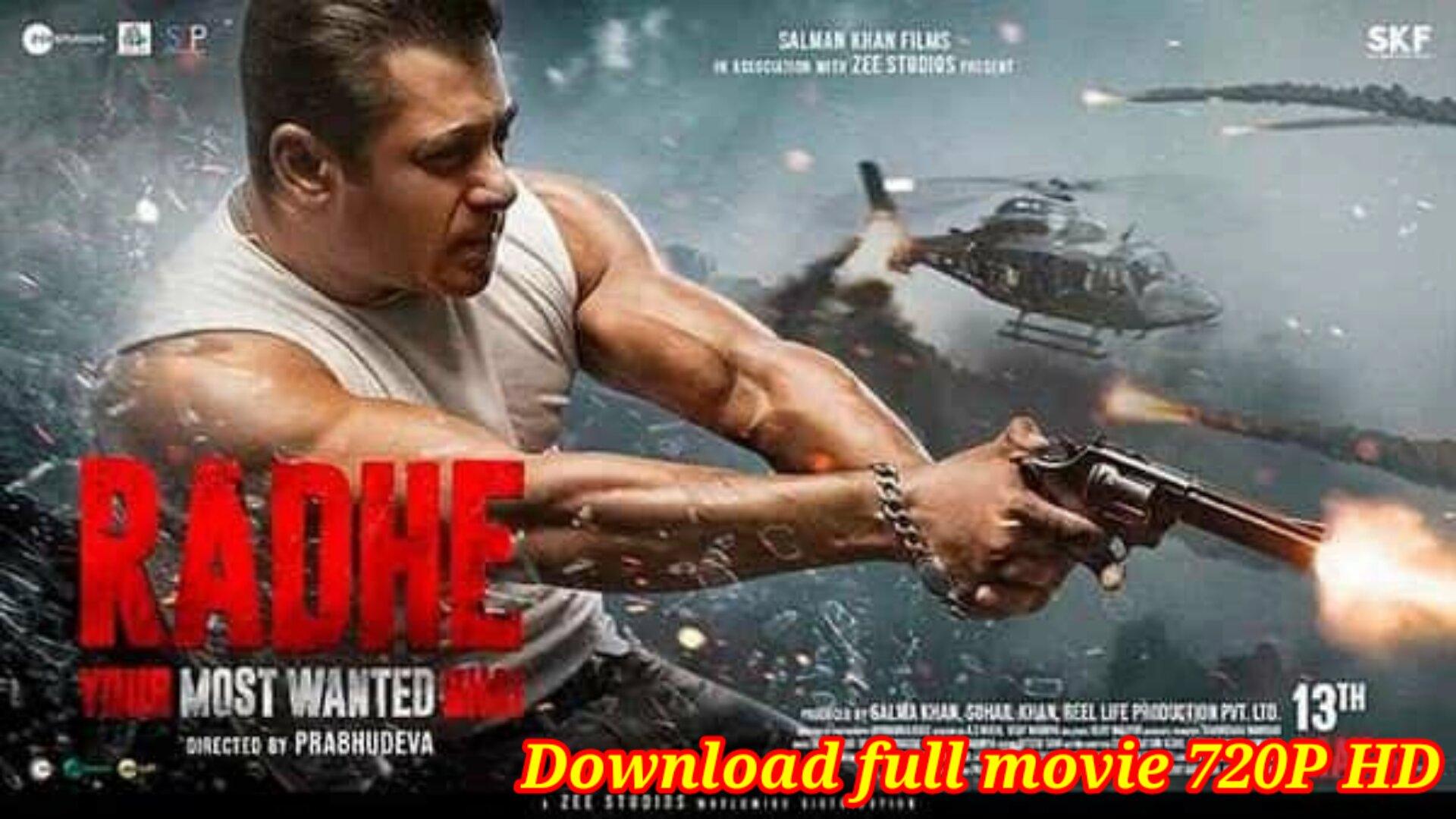 Radhe (2021 film) full Movie Download