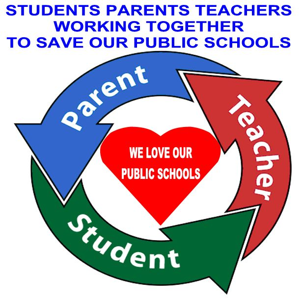 Image result for we love our public schools