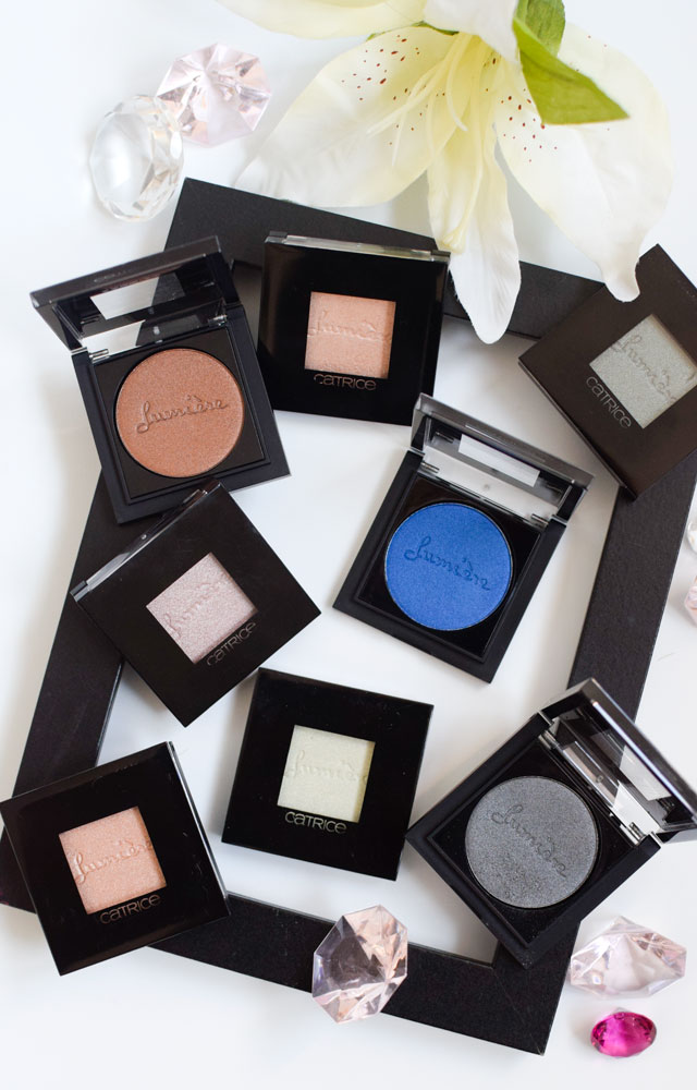 catrice Pret a Lumiere Eyeshadows Sortimentsupdate Herbst Winter 2016