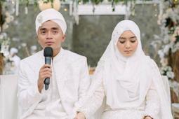 Tak Hanya Mahar , Emas Batangan Juga Jadi Souvenir Pernikahan Taqy Malik & Serell Nadirah