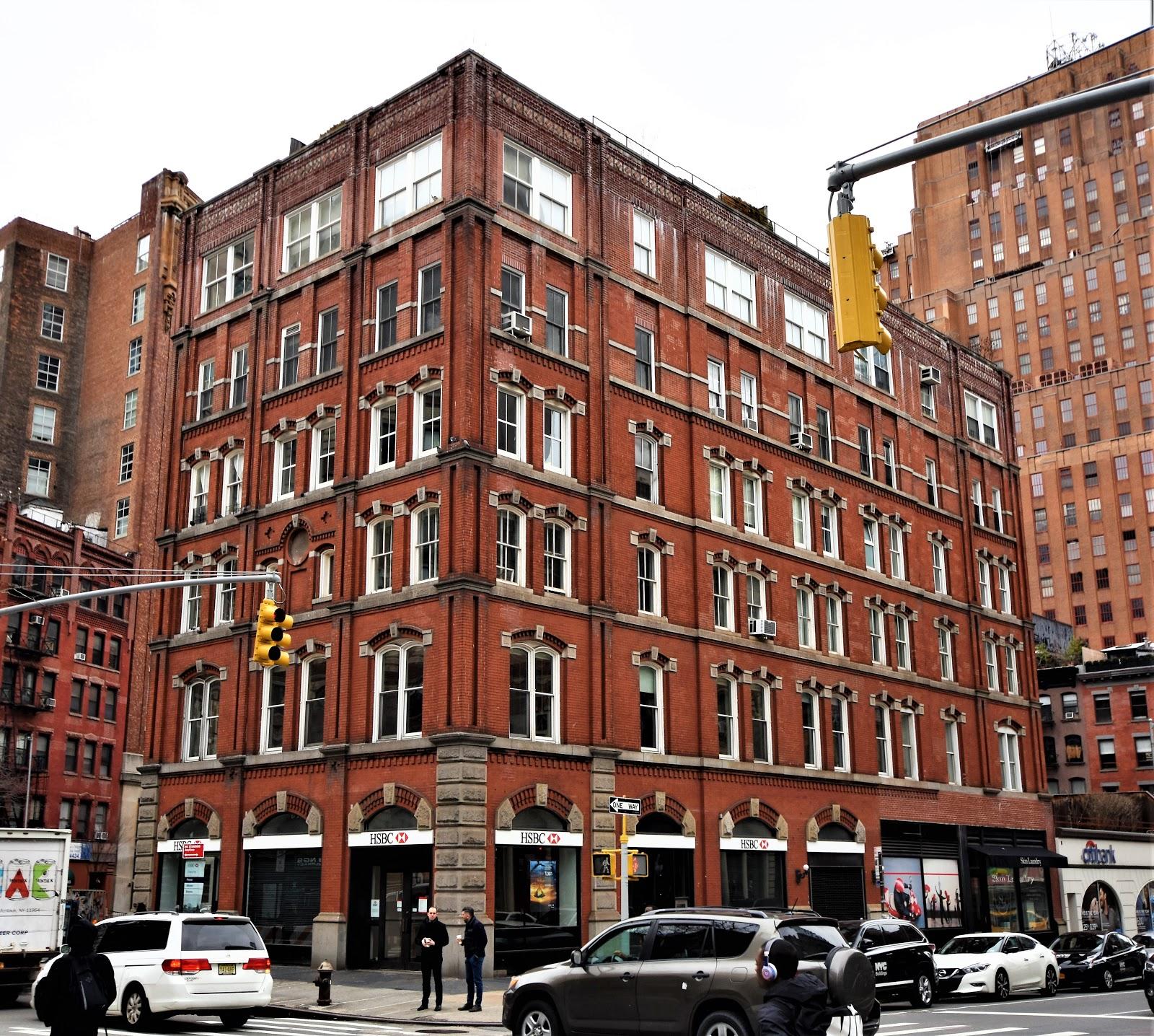 Manhattan Streets: Daytonian In Manhattan: The Thurber, Whyland & Co. Bldg