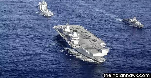 The United Kingdom Navy Ships