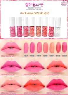 10 Merk Lip Tint Velvet & Matte Untuk Bibir Ombre Ala Artis Korea