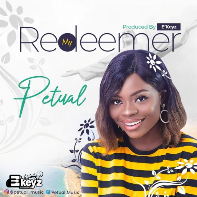 Audio: Petual – My Redeemer