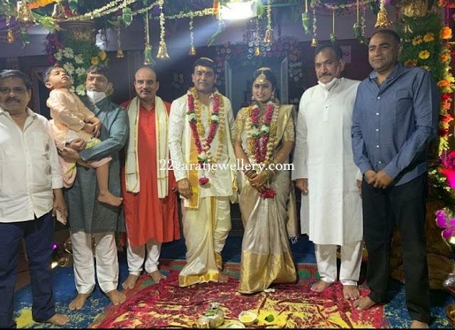 Producer Dil Raju Wedding