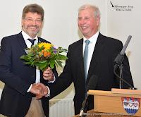 Konstituierende Sitzung des Kreistages Steinburg Juni 2018