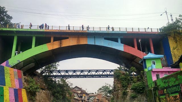jembatan buk gludhuk kampung tridi ksatrian malang