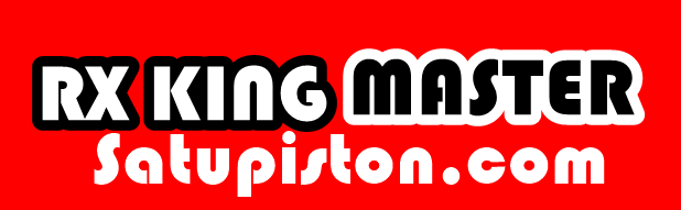 Spesifikasi RX King 1997: Ini Spesifikasi RX King Master