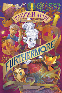 02/ Furthermore by Tahereh Mafi