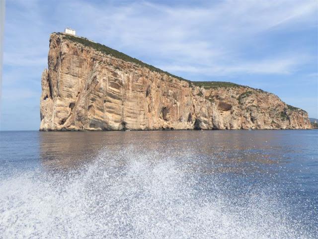 Promontorio Capo Caccia Alghero