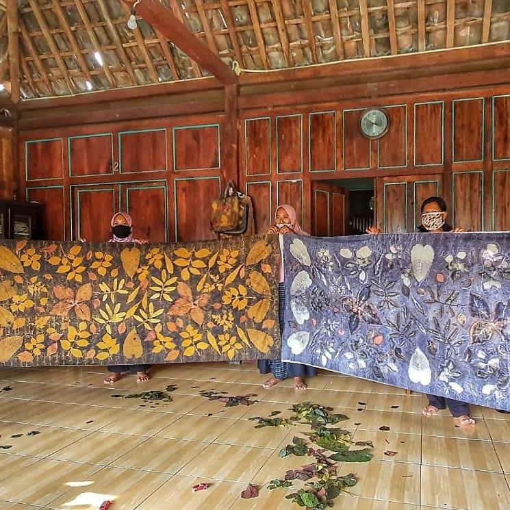 wisata jogja populer belajar membuat batik desa tembi