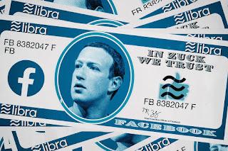 فيسبوك تقبل على خطوة جريئة وتطلق عملتها الرقمية ليبرا