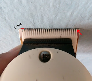 Cara membuka mata pisau mesin cukur