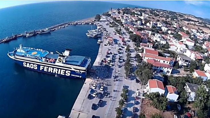 Προσφορά της SAOS Ferries για σχολικές εκδρομές στη Σαμοθράκη