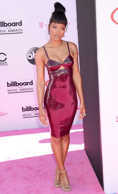 Actress, Singer, @ Keke Palmer - 2016 Billboard Music Awards in Las Vegas