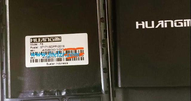 firmware huangmi f8