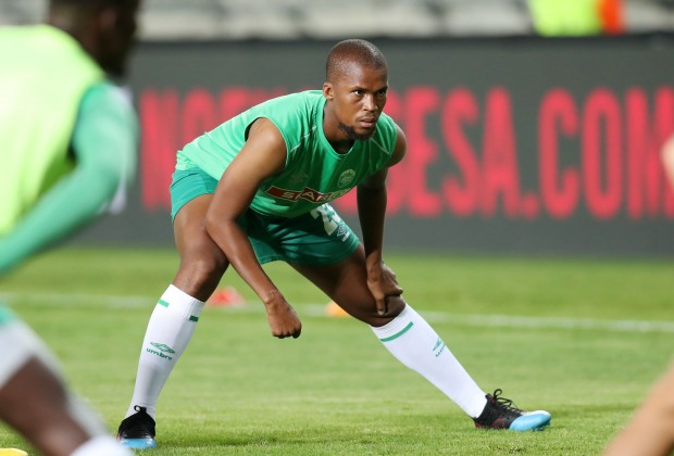 former Orlando Pirates defender Tshepo Gumede