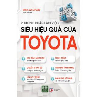 Phương Pháp Làm Việc Siêu Hiệu Quả Của Toyota ebook PDF-EPUB-AWZ3-PRC-MOBI