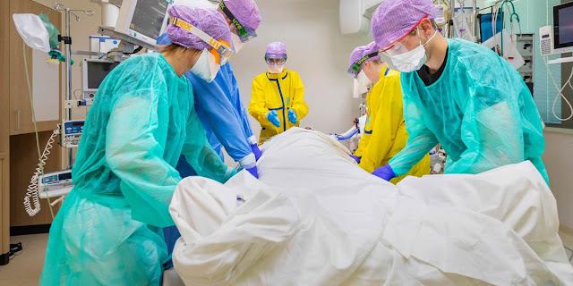 خلال 24 ساعة 9000 إصابة أخرى بفيروس كورونا في هولندا