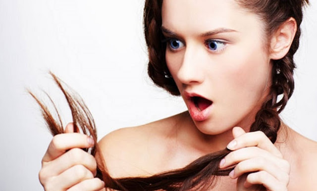 Gampang Cara Mengatasi Rambut Bercabang Secara Natural