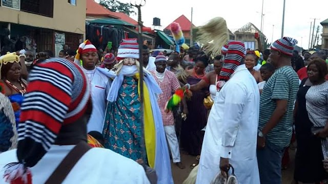 See the Reasons why Anambra Did not Join in Celebrating Biafra's Day (Photos/Video)