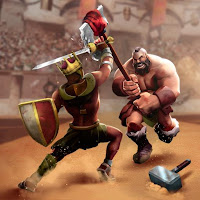 Gladiator Heroes Clash: Fighting and Strategy Game (VIP - Unlimited Skill Point) MOD APK