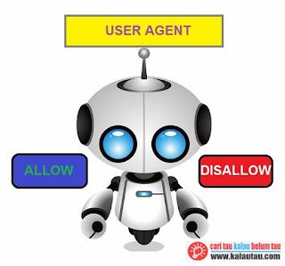 kalautau.com - Trik Memaksimalkan Perayapan Robot Blogspot