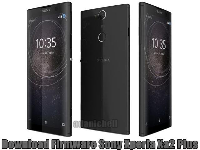 Download Firmware Sony Xperia Xa2 Plus