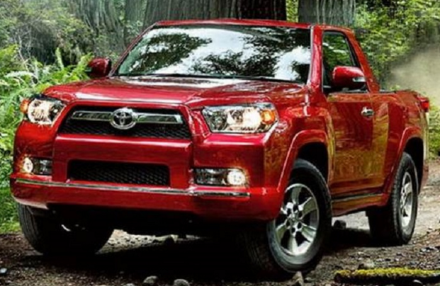 2017 toyota tacoma redesign auto sporty. Black Bedroom Furniture Sets. Home Design Ideas