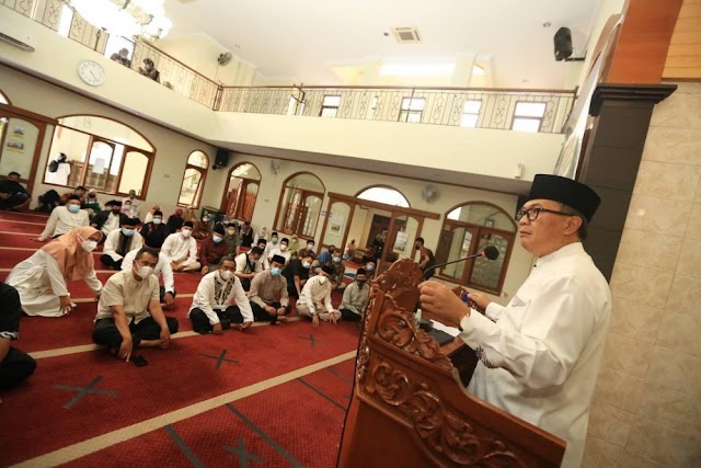 Covid-19 Masih Mengintai, Wali Kota Bandung Minta Warga Pahami Situasi Terkini Pandemi