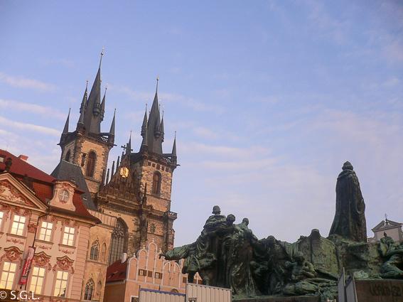 Plaza de la ciudad vieja. 16 cosas que ver en Praga