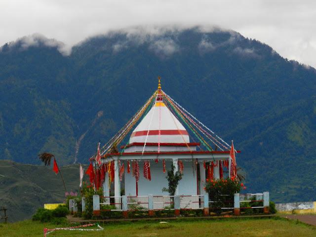 Maa Nanda Devi Temple