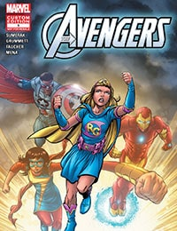 The Avengers Featuring Ready Girl