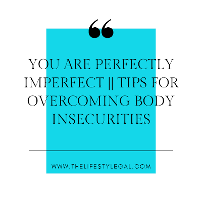 How to overcome body insecurities