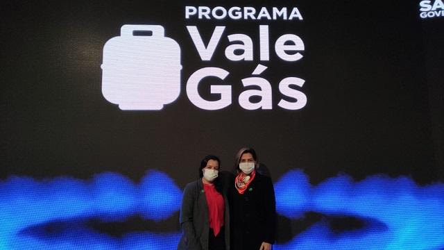 Programa Vale-Gás beneficiará mais de 320 famílias em Registro-SP
