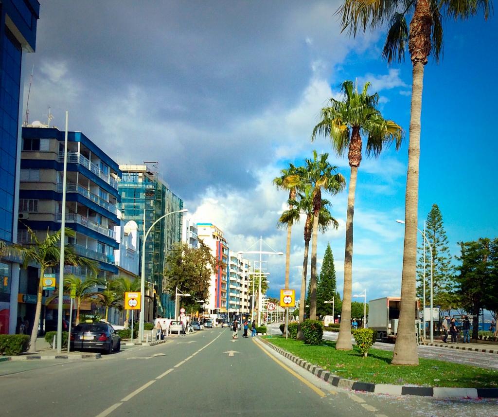 Exploring Cyprus: City Of Limassol
