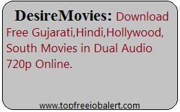 DesireMovies:Download Free Movies in Gujarati,Hindi,South