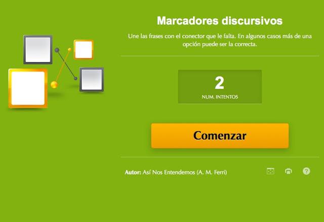 https://www.educaplay.com/es/recursoseducativos/2226391/marcadores_discursivos.htm