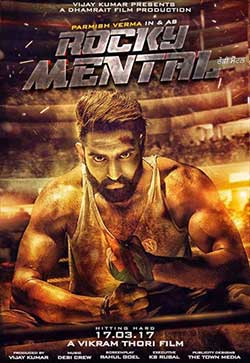 Rocky Mental 2017 Punjabi Full Movie 950MB WEB DL 720p at movies500.me