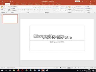 Menambahkan Video Di PowerPoint