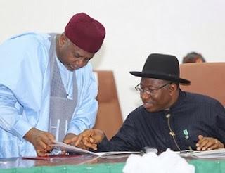 Buhari LIED Dasuki Couldn't Have Stolen $2.2b - JONATHAN