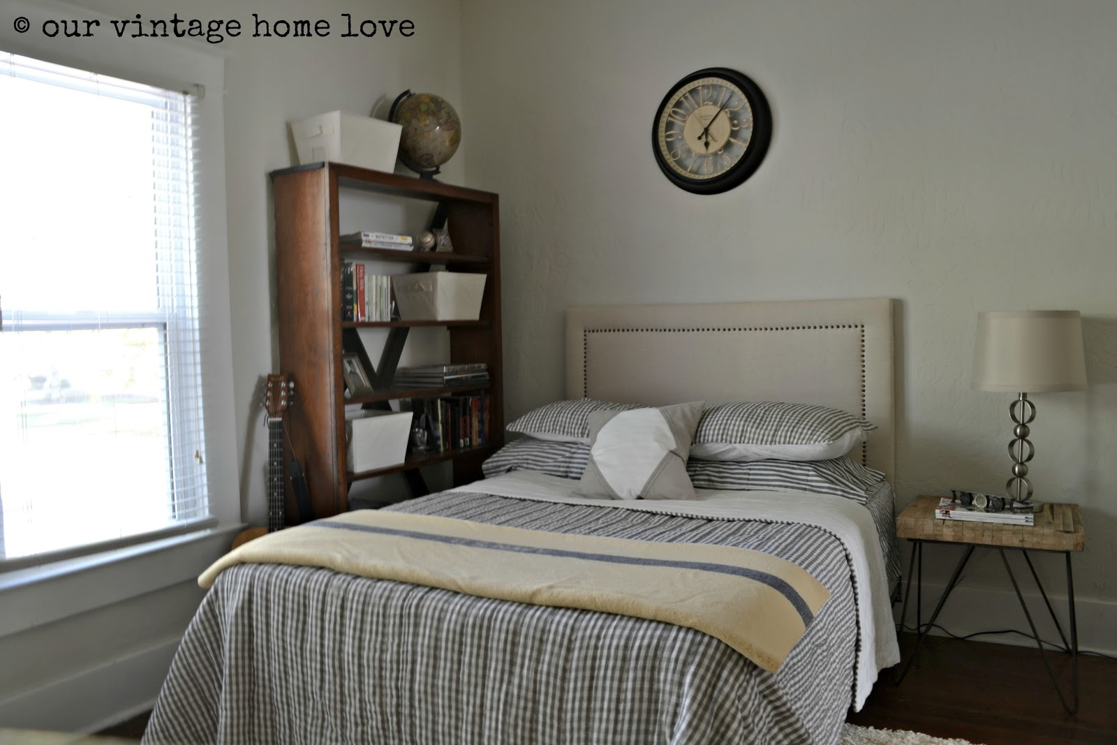 Vintage Home Love Older Boy Room Ideas