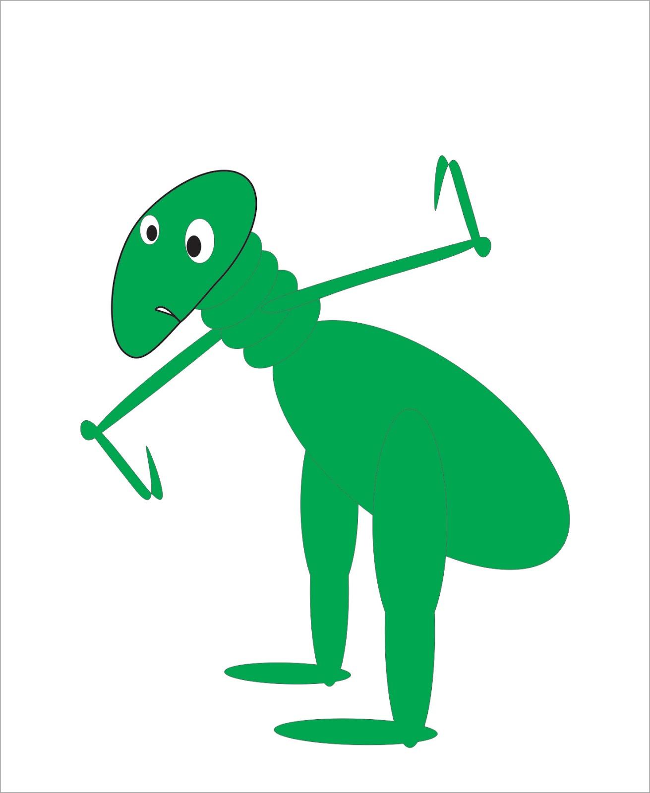 Belalang Lupa Diri Dan Mabuk Cerita Tentang Semut