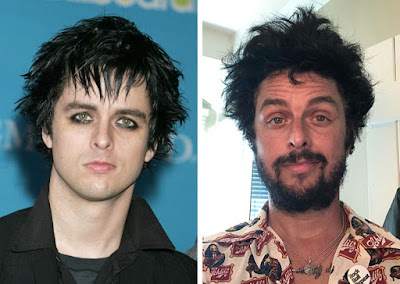 2. Billie Joe Armstrong, do Green Day