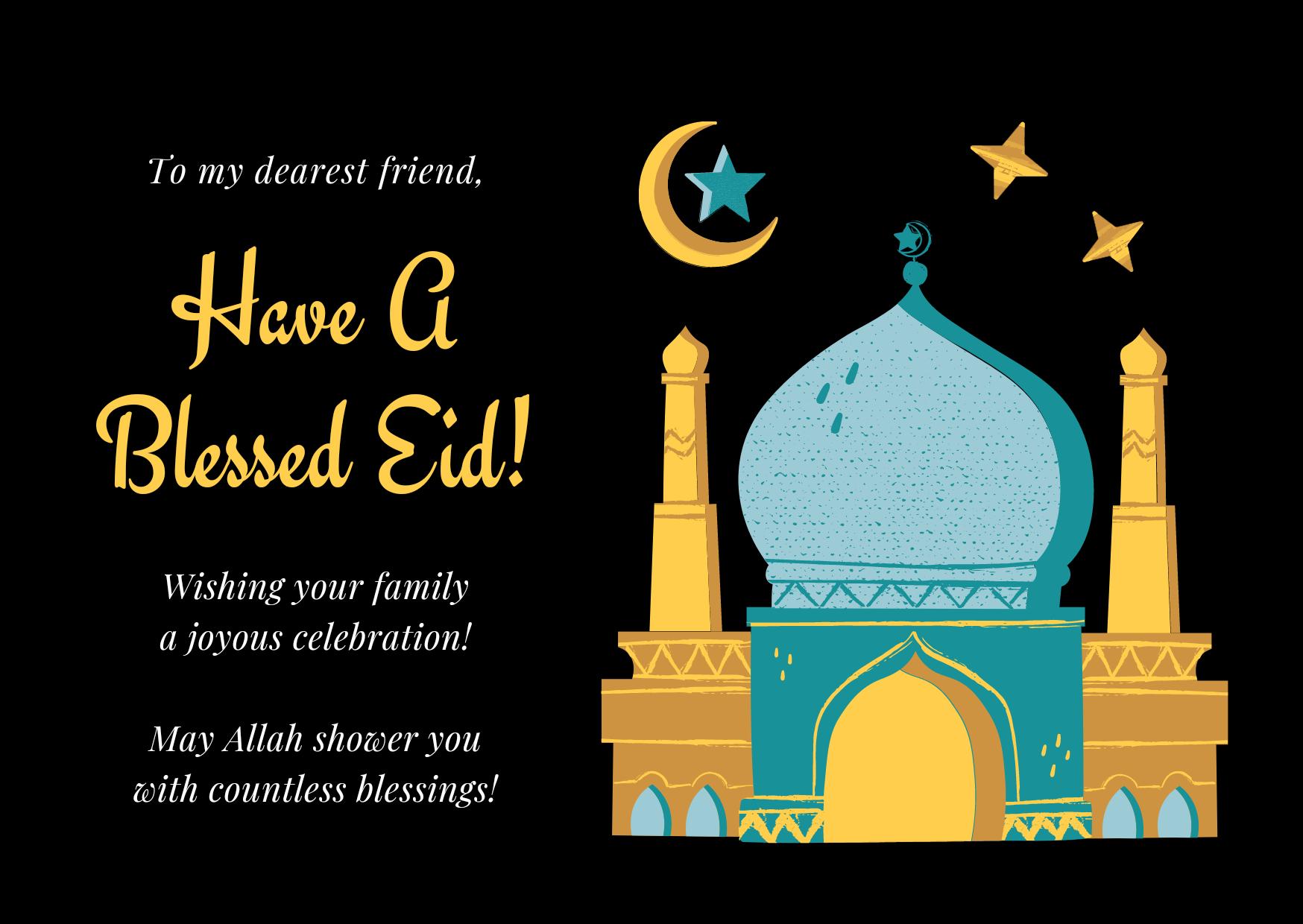 Hari raya korban wishes