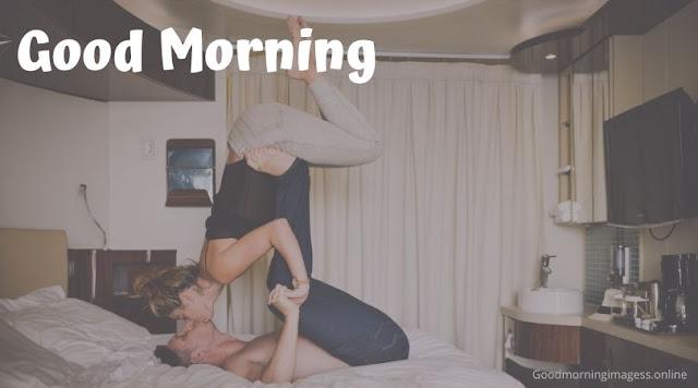 good morning love kiss image download