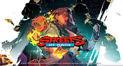 Street of Rage 4 Gameplay Trailer