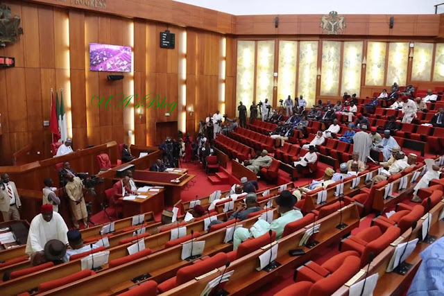 Senate asks FG to ban travel from countries with high risk of coronavirus