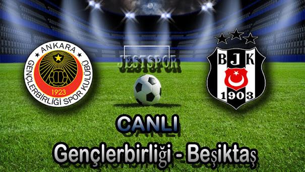 Gençlerbirliği - Beşiktaş Jestspor izle
