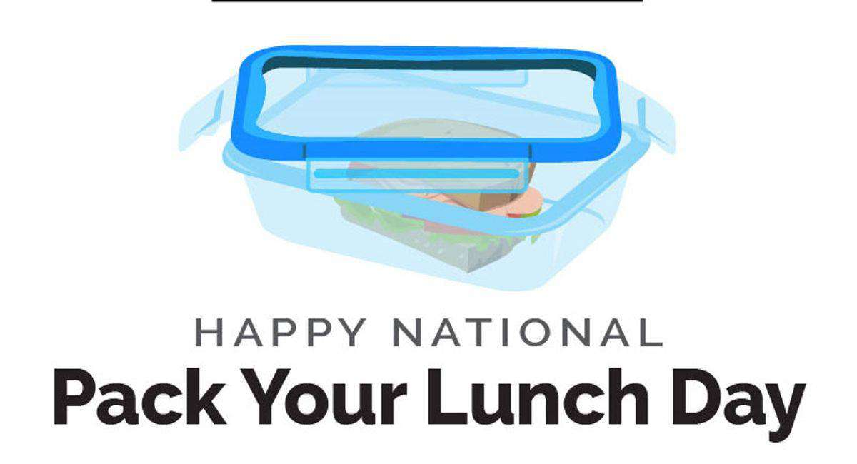 National Pack Your Lunch Day Wishes